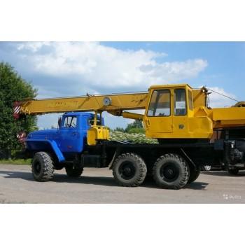 Продажа автокрана Ивановец КС-35714 с капитального ремонта, технические особенности, характеристики.