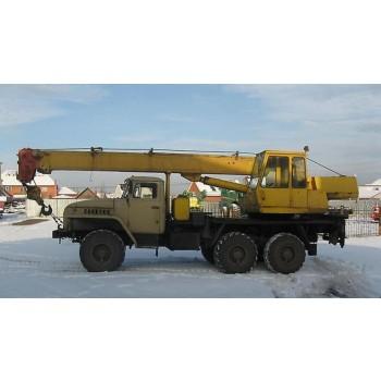 Продажа автокрана Ивановец КС-3574 с капитального ремонта, технические особенности, характеристики.