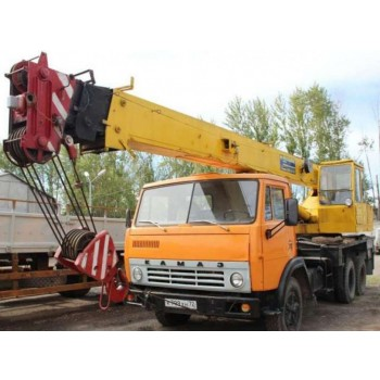 Автокраны Галичанин КС-4572А грузоподъемность 16 тонн; описание, технические особенности, характеристики.