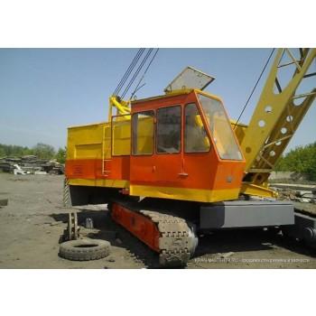 Кран гусеничный ДЭК-251