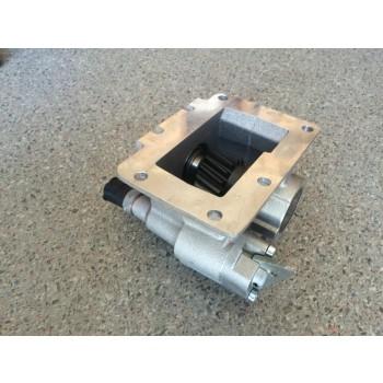Коробка отбора мощности КОМ P18G3M33201 Hyundai HD78-72, Mitsubishi Fuso Canter, механическое управление