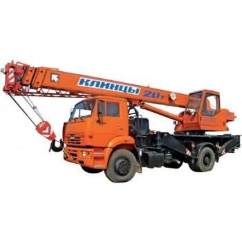 Гидроцилиндры для автокранов Клинцы КС-35719, КС-45719, КС-55713