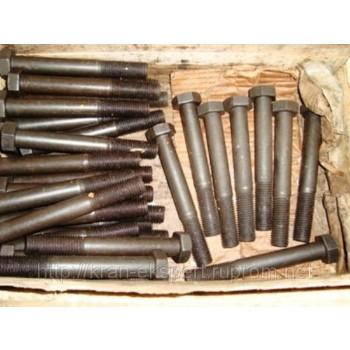 Комплект болтов, метизов для крепления опорно-поворотного устройства ОПУ-7 (ОП-2500.3.2.16.3.РУ1) башенных кранов КБ-308, КБ-309, КБ-401, КБ-403, КБ-404, КБ-405, КБ-408, КБ-515, КБ-572
