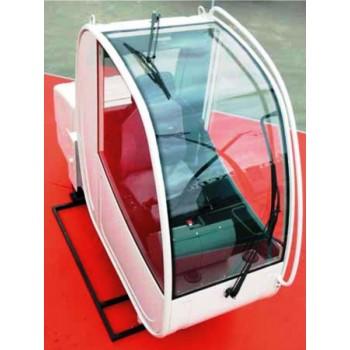 Кабины, стекла, сиденья для автокранов