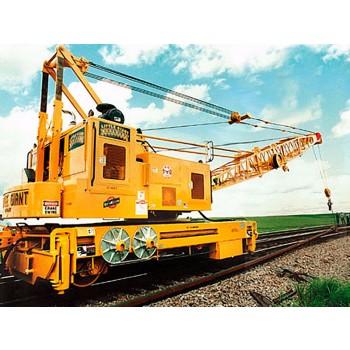 Портал и ограничитель грузоподъемности для железнодорожных кранов КДЭ-163, КДЭ-253, КЖДЭ-16, КЖДЭ-25, КЖ-461, КЖ-561, КЖ-462, КЖ-562, КЖ-662.
