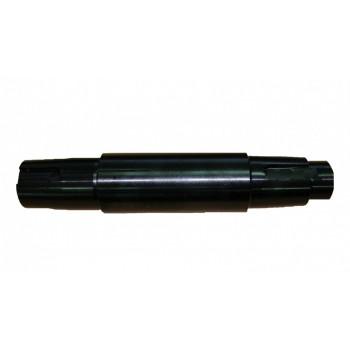 Вал тихоходный 166.070-02 для стреловой лебедки железнодорожных кранов КЖДЭ-16, КЖДЭ-25, КЖ-461, КЖ-561, КЖ-462, КЖ-562, КЖ-662.