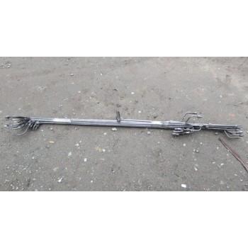 Комплект трубок КС-45717.31.060-1 маслопровода к опорам автокрана Ивановец КС-45717