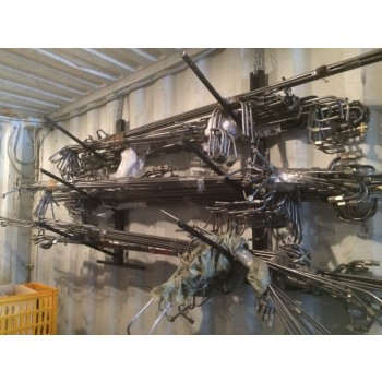 Комплект трубок КС-3574.31.060-10 маслопровода к опорам автокрана Ивановец КС-3574