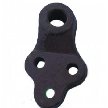 Кронштейн 40-4605092 прицепного устройства правый задней навески трактора ЮМЗ