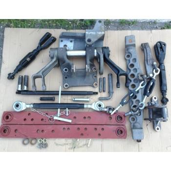 Механизм 45-4605010-А задней навески трактора ЮМЗ