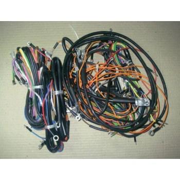 Электропроводка 45-3700010-Е трактора ЮМЗ