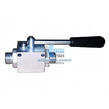 Кран шаровой гидравлический КШ2Х 2-х ходовой (высокого давления)