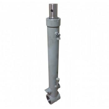 Гидроцилиндр аутригера ЛВ-185.74.530 (80х63х496) кран-манипулятора (гидроманипулятор) Атлант-С 90 (ЛВ-185-10, ЛВ-185-14)