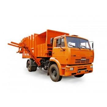 Резинотехнические изделия (РТИ) для мусоровозов