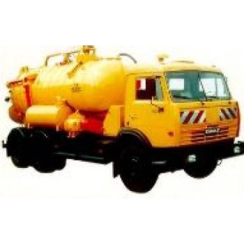 Резино-технические изделия (РТИ) коммунальной техники КО 501-01 (Илососная машина)