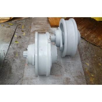 Колесо ходовое КС.11.02.002 (сталь 65Г) козлового крана ККС-10, КК-12,5