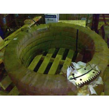 Опорно-поворотное устройство 33-030000-000-01 для железнодорожных кранов КЖДЭ-16, КЖДЭ-25, КЖ-461, КЖ-561, КЖ-462, КЖ-562, КЖ-662