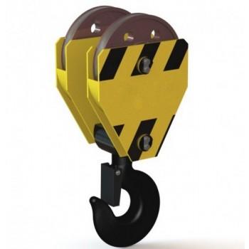 Подвеска крюковая 50-130000-000 для железнодорожных кранов КЖДЭ-16, КЖДЭ-25, КЖ-461, КЖ-561, КЖ-462, КЖ-562, КЖ-662