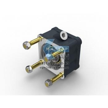 Коробка отбора мощности + вал на Hyundai ZF Ecosplit 16 S 151