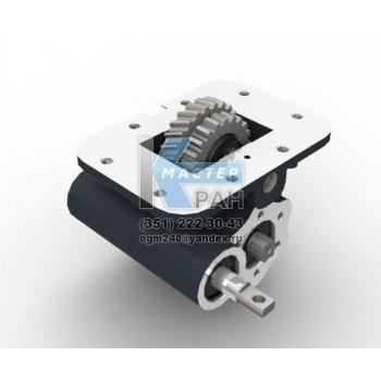 Коробка отбора мощности Isuzu MOZ06 механическое включение
