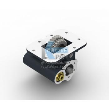 Коробка отбора мощности Isuzu MOZ06 пневматическое включение