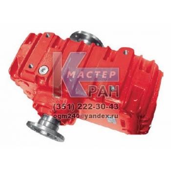 Коаксиальная коробка передач высокой мощности