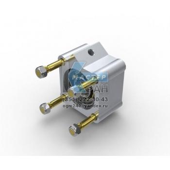 Коробка отбора мощности КОМ ZF-1 Aluminium