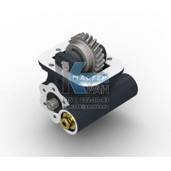 Коробка отбора мощности КОМ PTO ZF 6S 300 / S6 350 пневматика