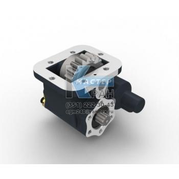 Коробка отбора мощности Eaton-Hema 4106 левый