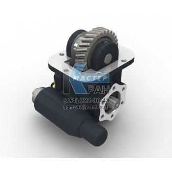 Коробка отбора мощности Eaton-Hema 4106 Helix