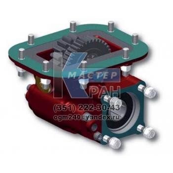Коробка отбора мощности PTO EATON FTS-16108LL, RTS-11909A,.., FTS-16112L, RTS-11912L