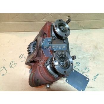 Коробка отбора мощности (КОМ) РК-12 на а/м КО-713 МАЗ