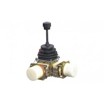 Командоконтроллер, джойстик крановый промышленный QT7B для башенных кранов, мостовых и козловых кранов, портальных кранов