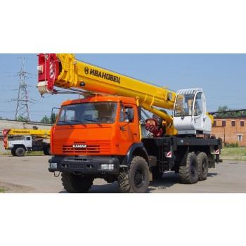 Автокраны Ивановец КС-45717 и их серии описание, технические особенности, характеристики.