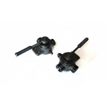 Кран двухходовой (двухпозиционный кран) Galtech GE G3/4 для автокранов автокранов Галичанин, Клинцы КС-35719; КС-4572;КС-4572А, КС-4579; КС-45719; КС-45721; КС-55713; КС-55715; КС-55729