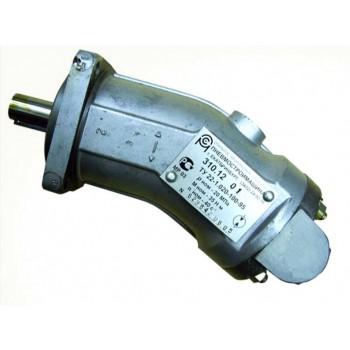 Гидромотор нерегулируемый 310.12.01.00 с реверсивным вращением вала, шпонка