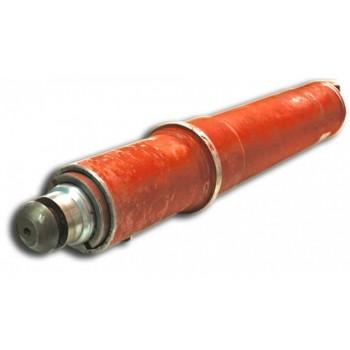 Гидроцилиндр Ц22А.000, Ц22А.000М, (ЦГ-100.80х500.55) вывешивания крана, гидроопора автокрана Ивановец КС-3577, КС-3574, КС-35714, КС-35715.