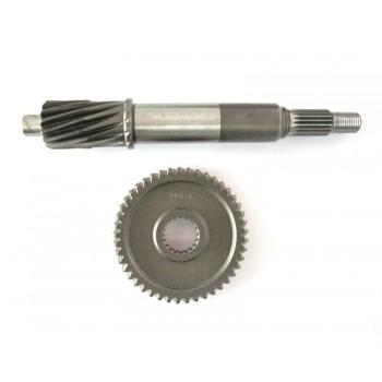 Колесо зубчатое 4-09020-29 для механизма передвижения железнодорожных кранов КДЭ-163, КДЭ-253