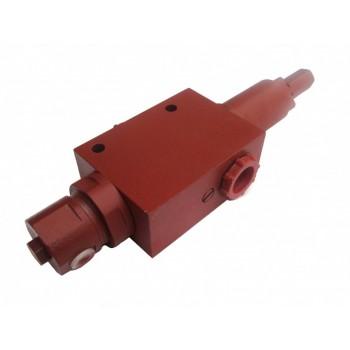 Клапан обратный управляемый КС-3577.84.700(-01) для автокранов Ивановец КС-3577, КС-3574, КС-35714, КС-35715, КС-45714, КС-45717,АК-25, КС-54712, КС-55735