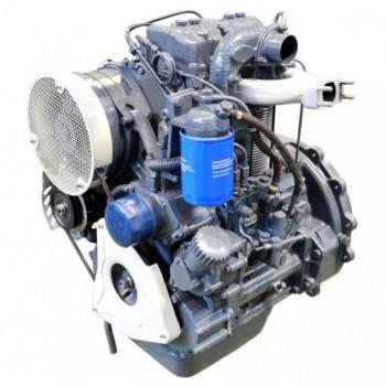 Двигатель Д-21 трактора Т-25