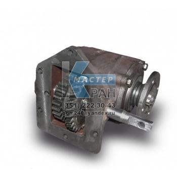Коробка отбора мощности КОМ ГАЗ-53,3307 под кардан бензовоз скоростной