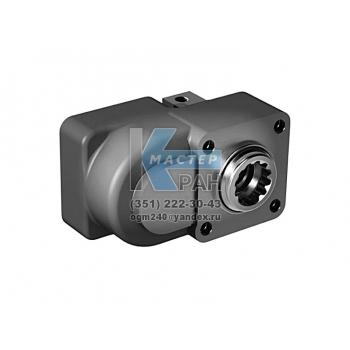 Коробка отбора мощности + вал КОМ PTO ZF New Ecosplit 16 S 1620 TD