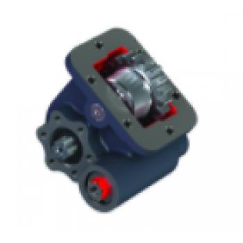 Коробка отбора мощности КОМ EATON FS/FSO/H/V/6109-6209-8209 левое вращение