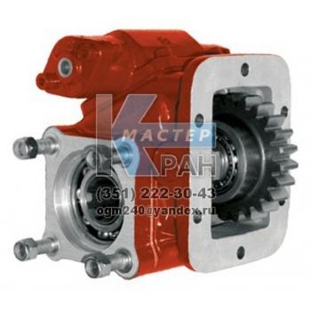 Коробка отбора мощности PTO EATON 6109 DT/OD, FS/FSO 8209A, ES 11109, FS 8309A