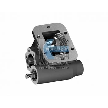 Коробка отбора мощности на Iveco ZF 5 S 200