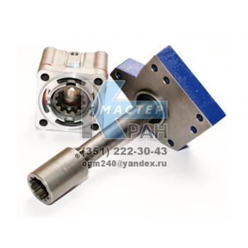 Коробка отбора мощности VLV.3 Appiah Hydraulics